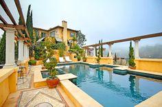 Spanish pool.