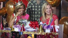 Our 13 favorite moments from Hoda's 50th birthday celebration