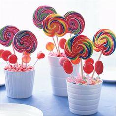 Candy bouquet props ;)