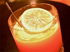 the detox drink (alcoholic, of course)