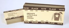 tote ticket