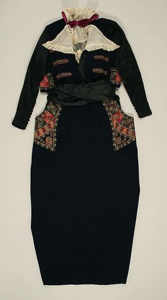 Dress  1914-1919  The Metropolitan Museum of Art