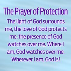 "This is the prayer that Robin Roberts says every morning before going on the air. She calls it her ""Prayer of Protection."" Her mom taught it to her. www.guideposts.or..."
