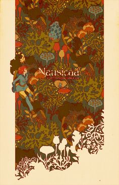film, studio ghibli, fan art, pattern, poster, nausicaa, art deco, illustr, miyazaki