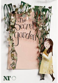 the secret garden by kate slater
