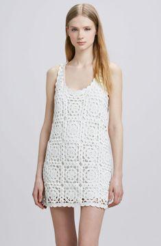 Crochet  vestido Joie