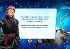 #Disney #Frozen Games Block Party