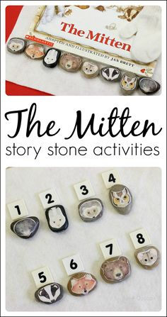 The Mitten activitie
