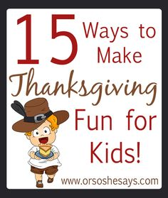 15 Ways to Make Than