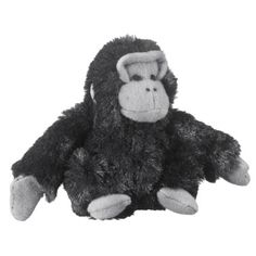 Gorilla Plush (Small of the Wild) at theBIGzoo.com, a toy store that has shipped over 1.2 million items.