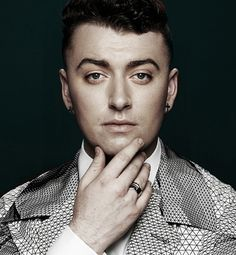 Sam Smith by Dominick Sheldon for Interview magazine