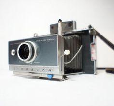 Polaroid Land Camera!
