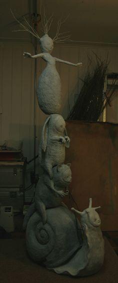 Scott Radke's Totem