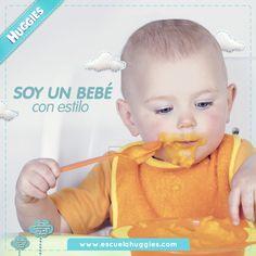Los clásicos baberos son cosa del pasado. Ahora vienen en diferentes tamaños y materiales para estar a la moda: http://www.escuelahuggies.com/Bebelogia/Baberos-de-bebes.aspx