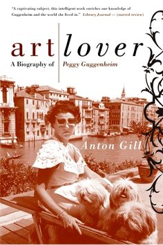 Very interesting biography of Peggy GUGGENHEIM. Lots of texture woven in her life journey.