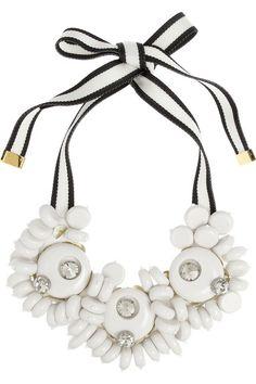 Shop now: Marni Necklace