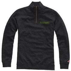 Black #Baylor fleece