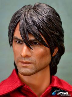 1:6 Scale Hot Toys Goemon Ishikawa  - See all my men here: http://www.jatmanstories.com/actors-2/male-dolls/