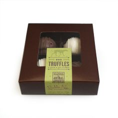For Tails Only - Bubba Rose® Doggy Truffles, $10.99 (http://www.fortailsonly.com/bubba-rose-doggy-truffles/)