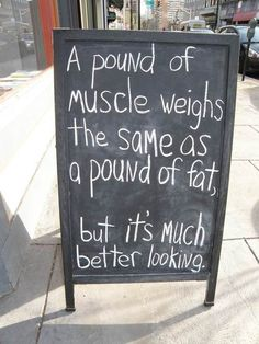 muscle vs fat #exercise #workout #diet #nutrition #health #fitness