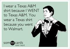 YES!!! Gig'em Aggies!