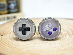 Game Console Cufflinks