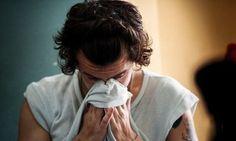 harry crying in Ghana