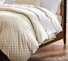 Nicola Printed Duvet Cover, Duvet Covers, Bed Linens, LuxorLinens.com