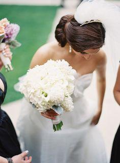 different wedding hair..