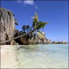 Island, Seychelles, La Digue, Landcape