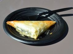 Spanakopita Recipe served at Food and Wine Festival in EPCOT at Disney World