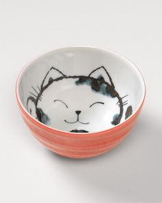 Cat bowl from Coldwater Creek