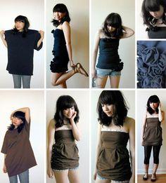 T-Shirt dress/shirt