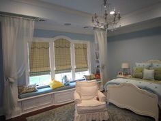 I would have loved this room as a little girl, this would be perfect for Ava