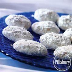 #Snowball #Cookies from Pillsbury® Baking