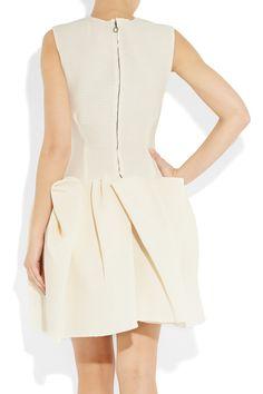 Roksanda Ilincic- Agnes pleated cotton-blend dress