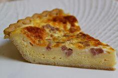 Ham & Egg Quiche