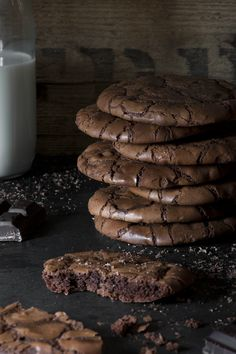 Double Chocolate Cookies Recipe