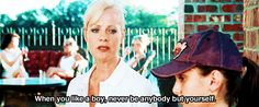 truer words are hard to find (cheaper by the dozen)