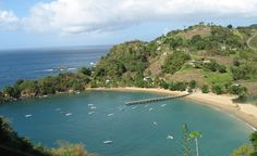 Tobago. (From: Photos: 10 Most-Visited Caribbean Islands)