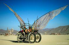 Burning Man 2011 - Photo by Scott London