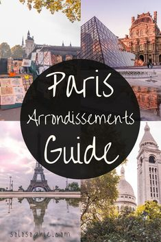 A guide to Parisian