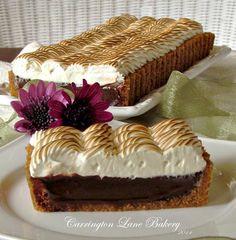 Carrington Lane Bakery: S'mores Tart