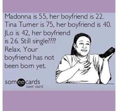 Omg...for my single friends...you know who you are! Just keep waiting :)