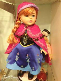 """Madame Alexander 18"""" Anna Frozen doll"""