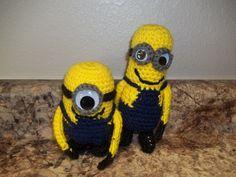 Crochet Minions Despicable Me