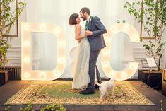 chris odowd, idea, vintage weddings, letter, area rug