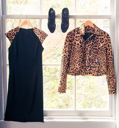 Camel-colored outerwear + leopard-print booties = as necessary as air + water. Yes, we're 100% serious. http://www.thecoveteur.com/ralph-lauren-pre-fall-2014/