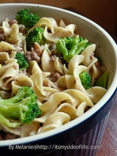 dinner, ground beef, food, noodl, casserol recip