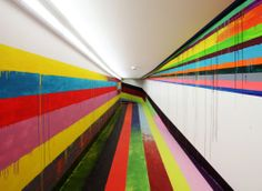 Installations by Markus Linnenbrink.